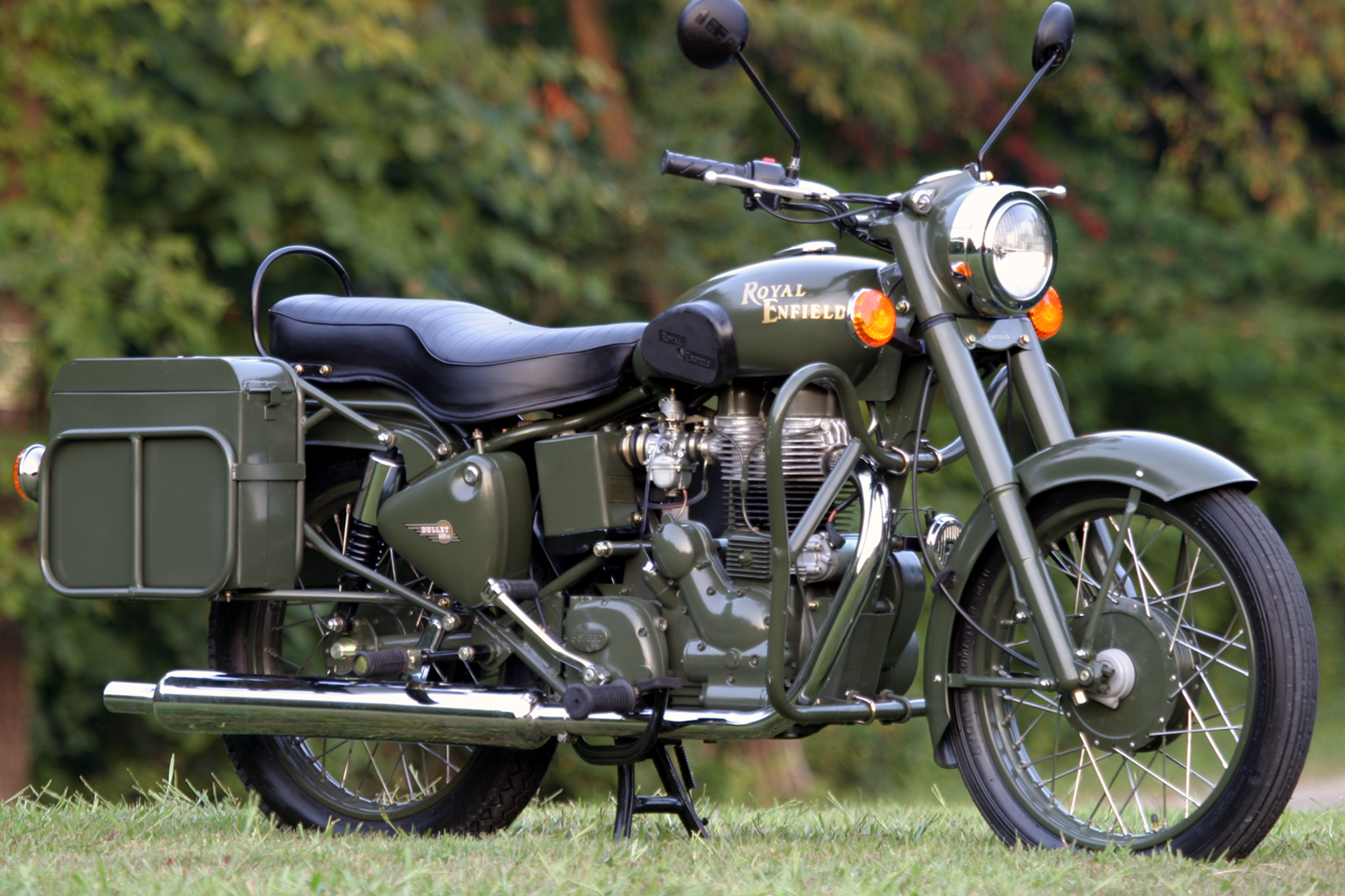 new motorcycle royal enfield military 500. Black Bedroom Furniture Sets. Home Design Ideas